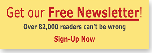 Free Newsletter - Chiasson Says - Sign-up Now!