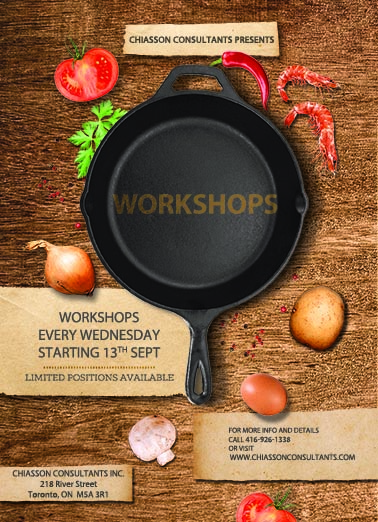 Restaurant Workshops